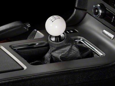 Carbon Fiber Pattern Shift Boot (10-11 GT, V6)