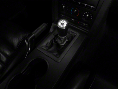 Ford Leather Shift Boot (05-09 GT, V6)