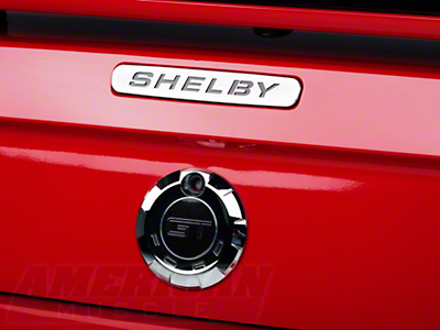 Shelby Third Brake Light Cover (05-09 All)