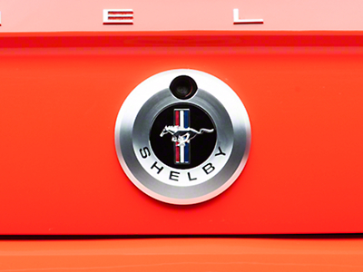 Shelby Trunk Lock Emblem Cover (05-09 All)