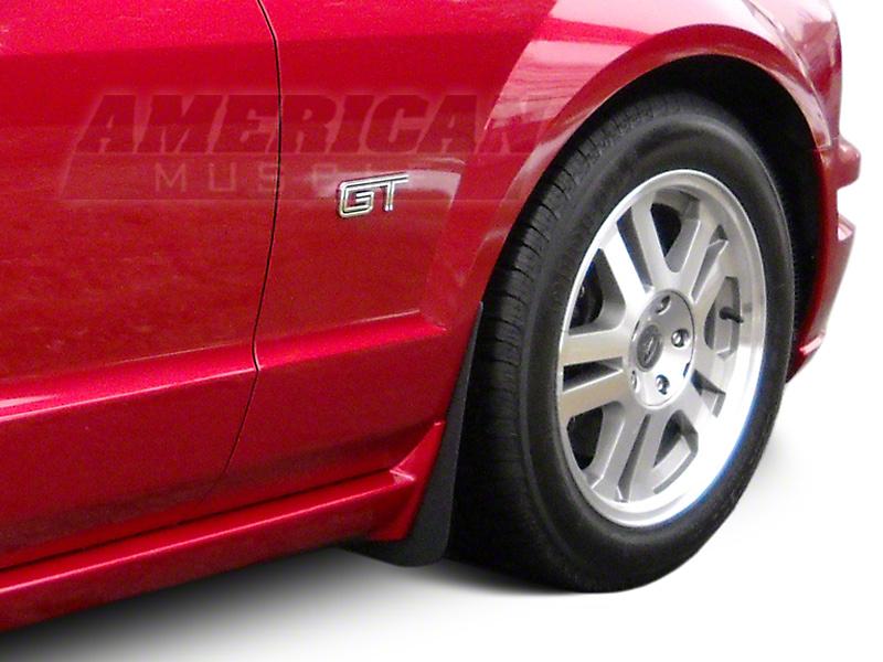 Mud Flaps - Front & Rear (05-09 GT, V6)