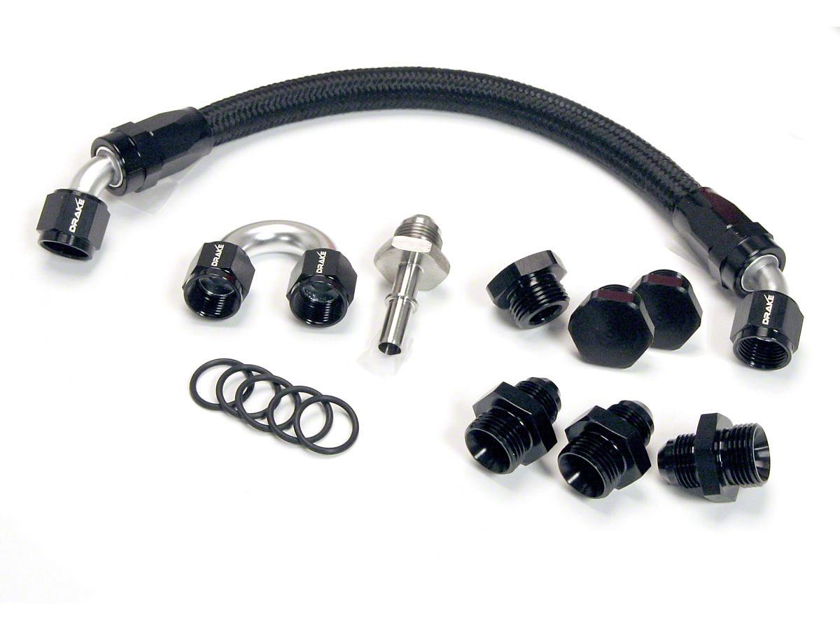 Scott Drake Fuel Line Kit (07-12 GT500)