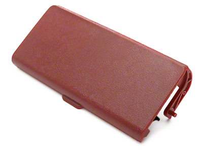 Replacement Console Ashtray Door - Red (87-93 All)