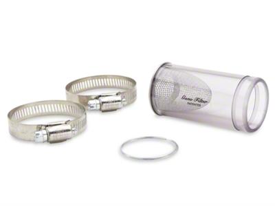 Transparent Radiator Coolant Filter (79-93 5.0L)