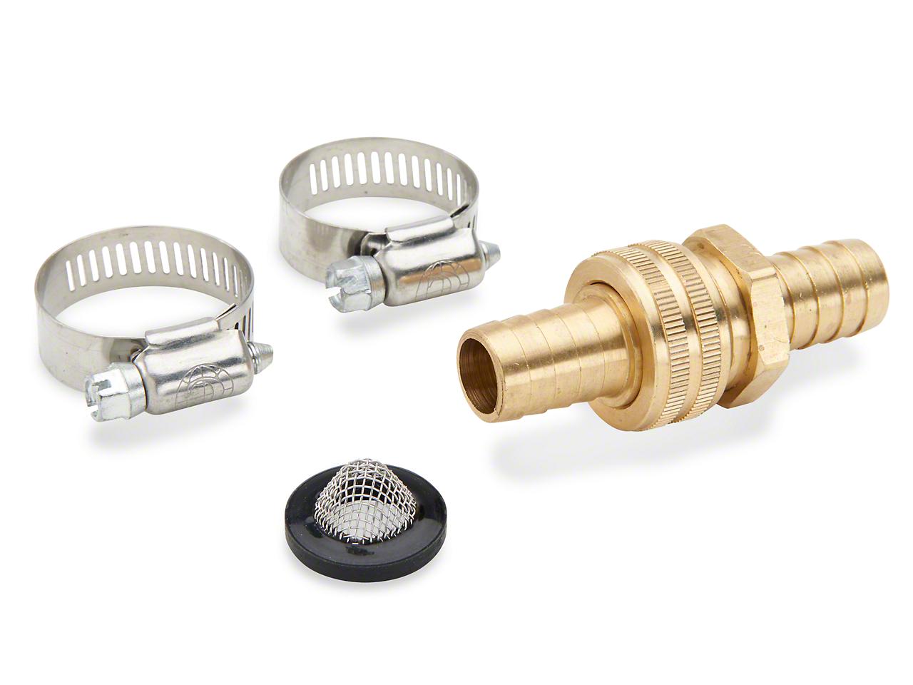 Heater Hose Filter (79-93 5.0L)