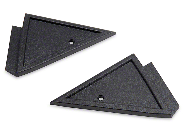 Power Mirror Mount Cover Panels (79-86 All)