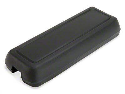 Center Console Arm Rest Lid - Dark Gray (79-86 All)