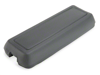 Center Console Arm Rest Lid - Light Gray (79-86 All)