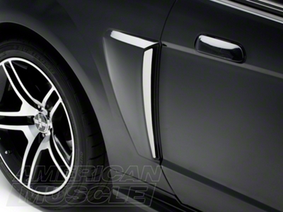 Stainless Steel Side Scoop Insert Set (01-04 GT)