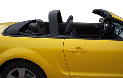 Mustang Convertible Styling Bar - Charcoal (05-09)