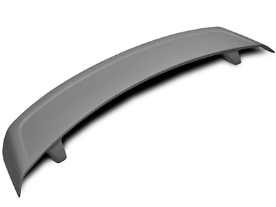GT Style Pedestal Rear Spoiler - Unpainted (99-04 All)