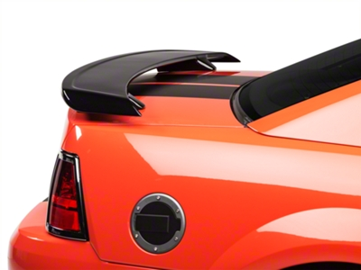 GT Style Pedestal Rear Spoiler - Black (99-04 All)