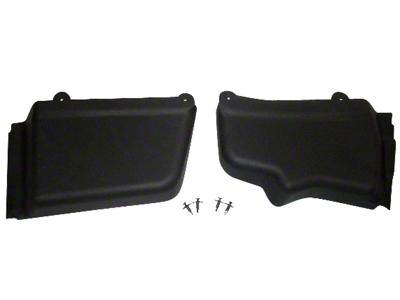 Mustang Battery & Master Brake Cylinder Cover Kit (05-14)