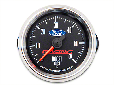 Ford Racing Boost Gauge (79-14 All)