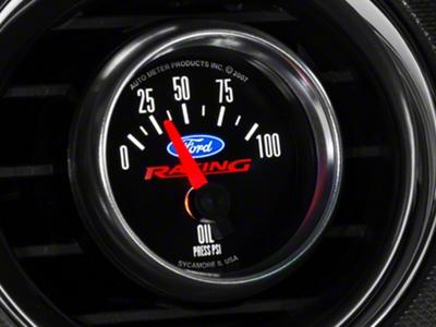 Ford Racing Oil Pressure Gauge (79-14 All)
