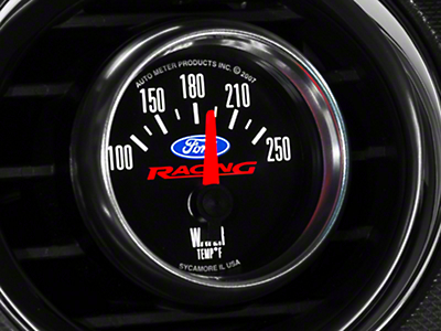 Ford Racing Water Temp Gauge (79-14 All)
