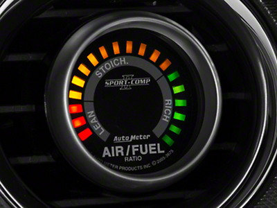 Auto Meter Sport Comp II Air/Fuel Ratio Gauge - Digital (79-14 All)
