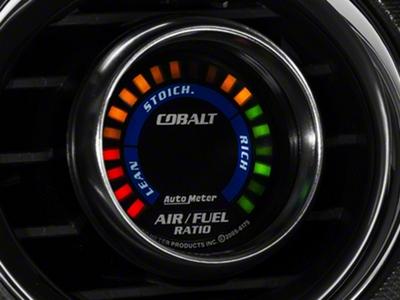 Auto Meter Cobalt Air/Fuel Ratio Gauge - Digital (79-14 All)