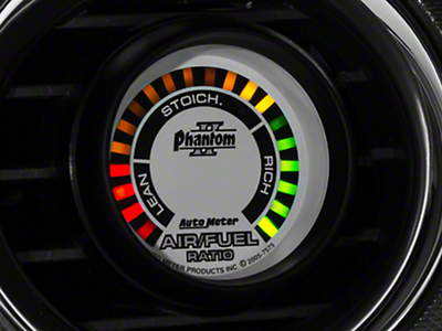 Auto Meter Phantom II Air/Fuel Ratio Gauge - Digital (79-14 All)