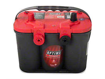 Optima Red Top Performance Battery (79-10 All)