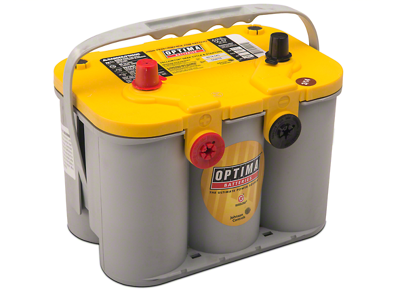 Optima Yellow Top Performance Battery (79-10 All)