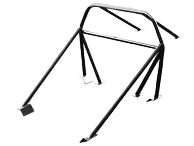 SR Performance 8-Point Roll Bar - Coupe (05-14 All)