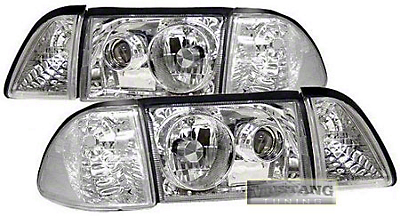 Fox Body Projector Headlights (87-93)
