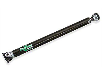 The Driveshaft Shop Carbon Fiber One Piece Driveshaft (07-12 GT500)