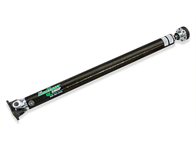 The Driveshaft Shop Carbon Fiber One Piece Driveshaft (11-14 GT, BOSS)