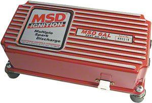 MSD Ignition : Auto & Truck Parts, Accessories   Dallas - Fort ...
