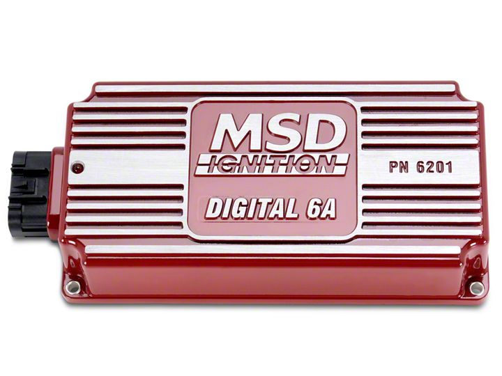 msd 7520 wiring diagram how to install an msd 6a digital ignition module on your 1979 1995 american muscle msd 8737 wiring diagram