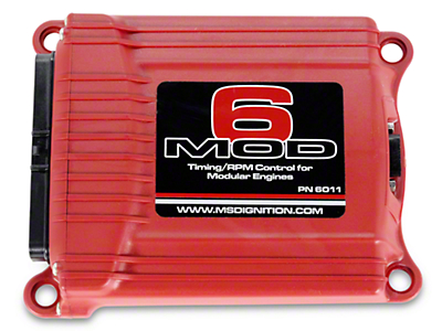 MSD Ignition Controller - Carbureted (96-10 4.6L, 5.4L)