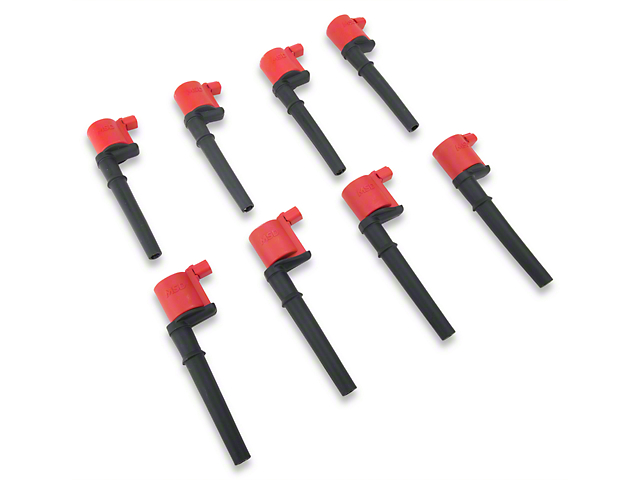 MSD Blaster Coil On Plug Set (99-04 Cobra; 03-04 Mach1; 07-09 GT500)