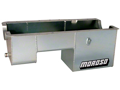 Moroso Performance Replacement Oil Pan (79-95 5.0L)