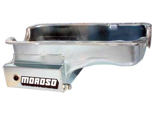 Moroso Performance Replacement Oil Pan (289, 302)