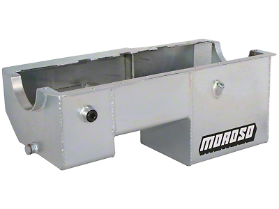 Moroso Road/Drag Race Oil Pan (79-95 5.0L)