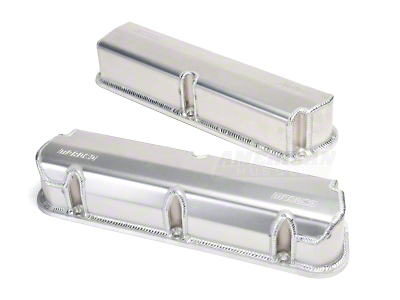 Moroso Fabricated Aluminum Valve Covers (94-95 5.0L)