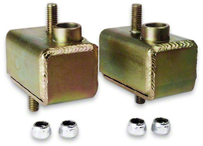 Moroso Solid Motor Mounts (79-83 5.0L; 93 5.0L)