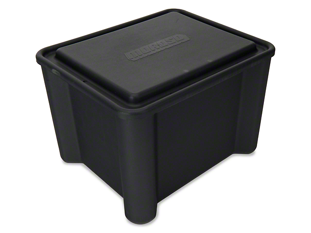 Moroso Sealed Polyethylene Battery Box (79-16 All)