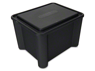 Moroso Sealed Polyethylene Battery Box (79-16 All)