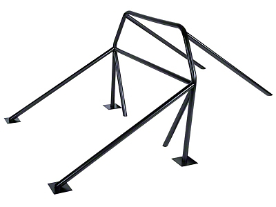 Competition Engineering Complete 8-Point Roll Bar - Coupe/Hatchback (79-93 All)