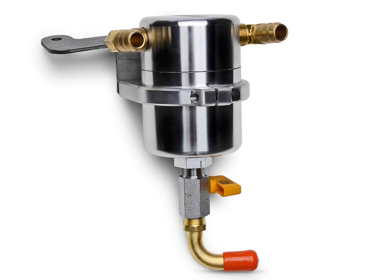 Moroso Air/Oil Separator (05-10 GT)