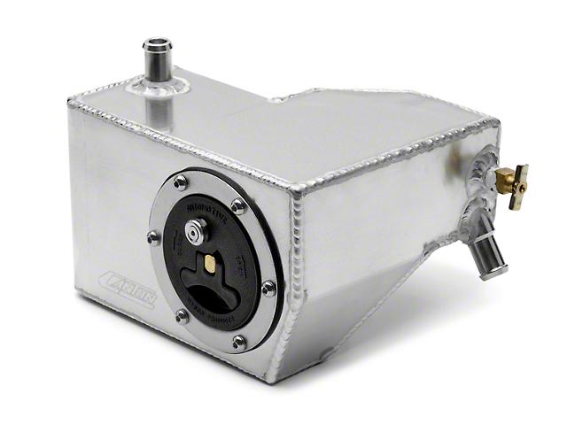 Canton Aluminum Supercharger Expansion Tank - 4 Quart (07-10 GT500)