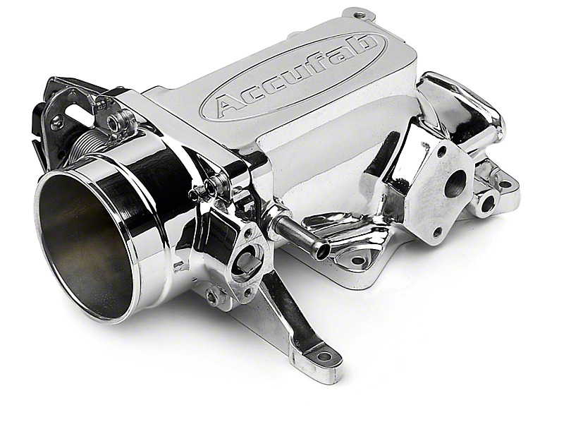 Accufab 70mm Throttle Body & Plenum Combo (96-04 GT)
