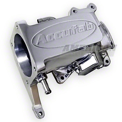 Accufab Upper Intake Plenum (96-04 GT)