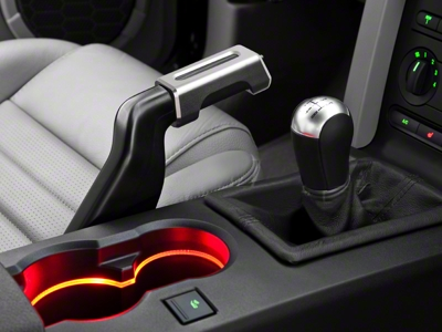 Modern Billet Satin E-Brake Handle Cover (05-09 GT, V6)