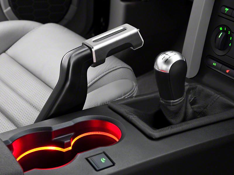 Modern Billet Satin E-Brake Handle Cover (05-09 GT, V6)