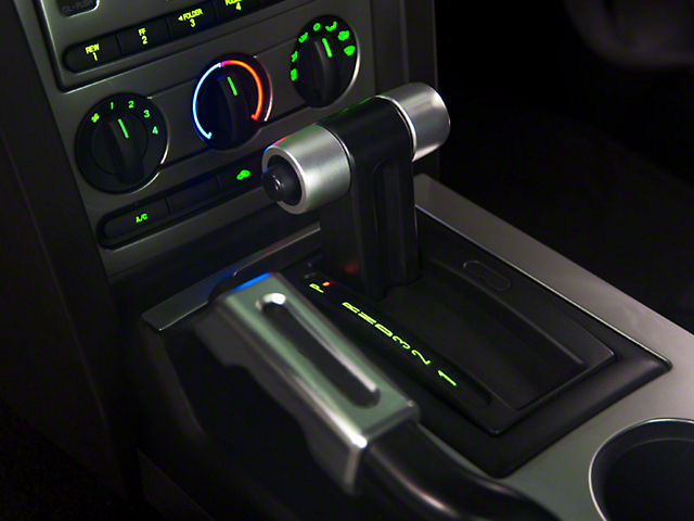 Modern Billet Satin Shifter Handle Covers - Automatic (05-09 All)