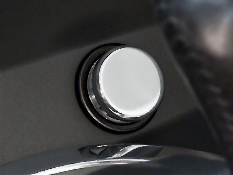 Modern Billet Polished Billet Cigarette Lighter Delete (79-04 All)