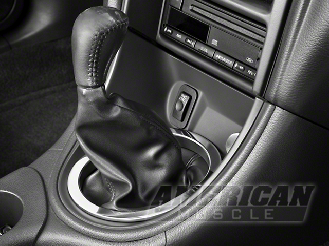 Modern Billet Polished Billet Shifter Bezel (94-04 All)